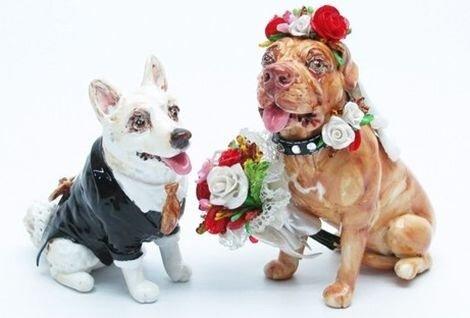Изящная свадебная атрибутика