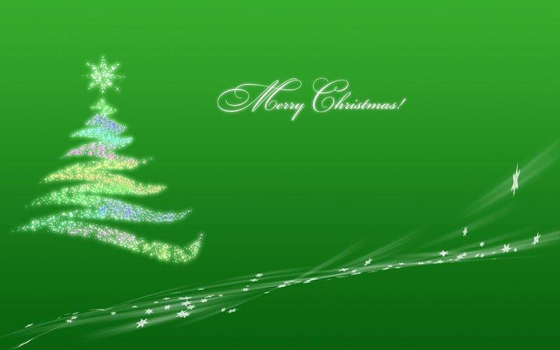 Новогодние и рождественские обои (скачать 84 большие картинки)