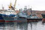 """малый ракетный корабль (МРК) проекта 1234.1 """"Рассвет"""""""