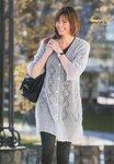 Плотность вязания: 16 п. = 10 см. Для вязания потребуется: пряжа Sandnes Silk Mohair (60% мохер, 15% шерсть, 25% шёлк...