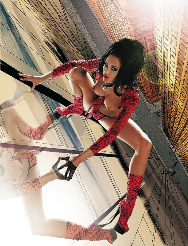 Самая сексапильная россиянка в Playboy (фото) Самая сексапильная