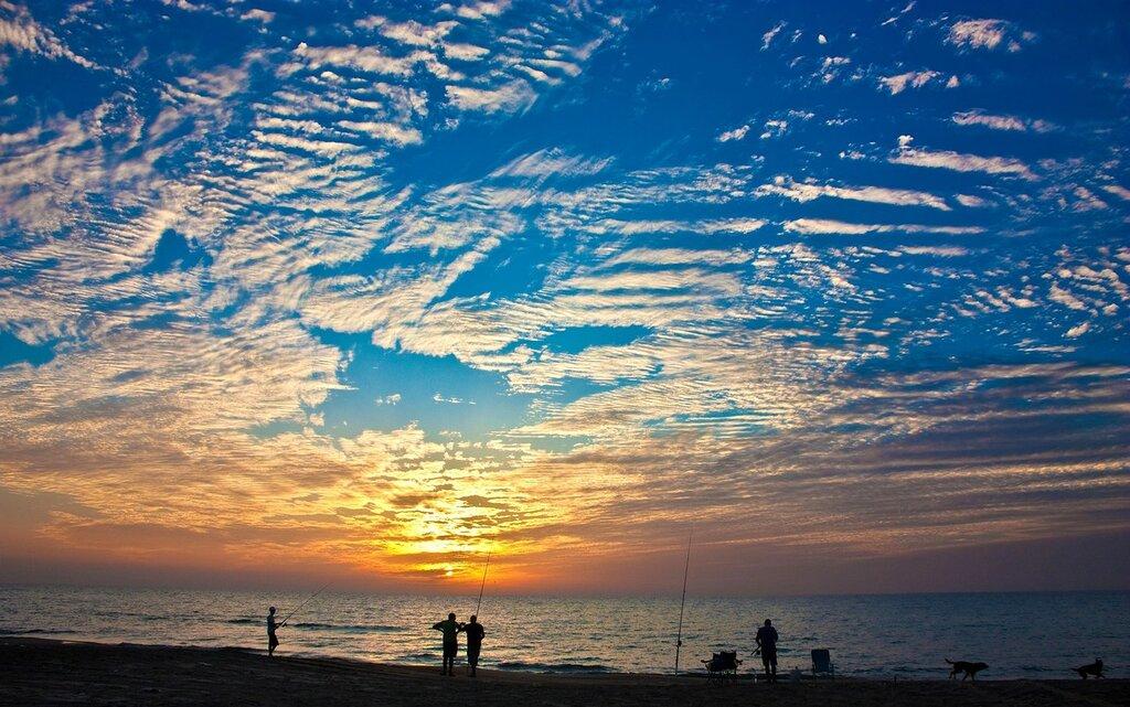 sunset ocenny em sredizemke ...