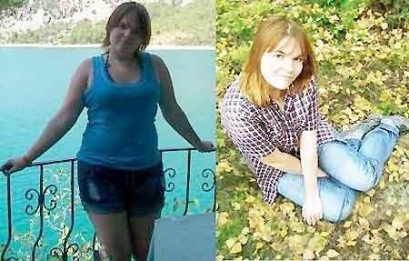 Как Карина смогла похудеть на 11 килограмм?