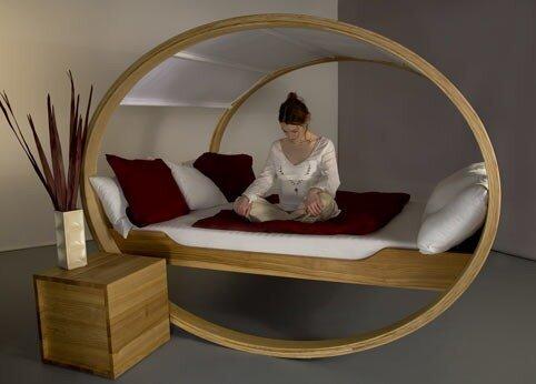 0 444ba f0d88a3d L Необычные кровати, необычная мебель для спальни