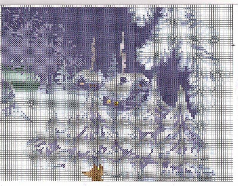 """Зимняя сказка """" от Риолис."""