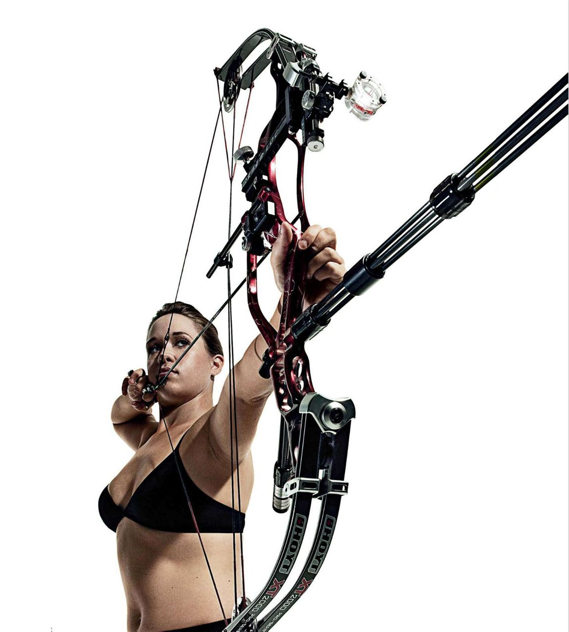 Эрика Аншульц / Erika Anschutz - ESPN Magazine Body Issue 18 october 2010