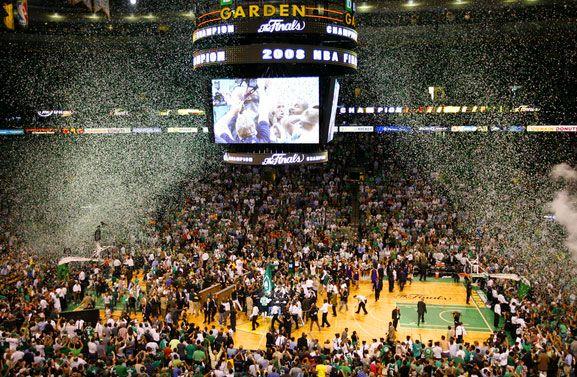 Boston Celtics - победители финала чемпионата НБА