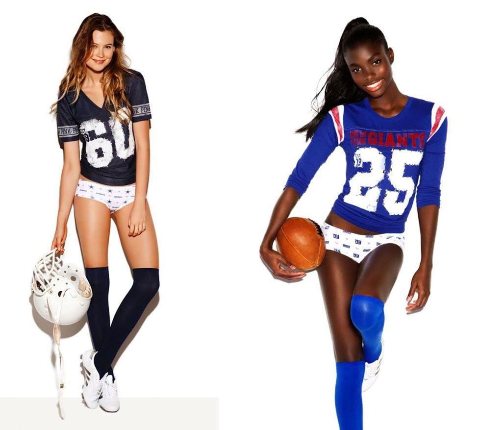 NFL Victorias Secret