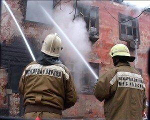 За сутки на территории Приморского края произошло 9 пожаров