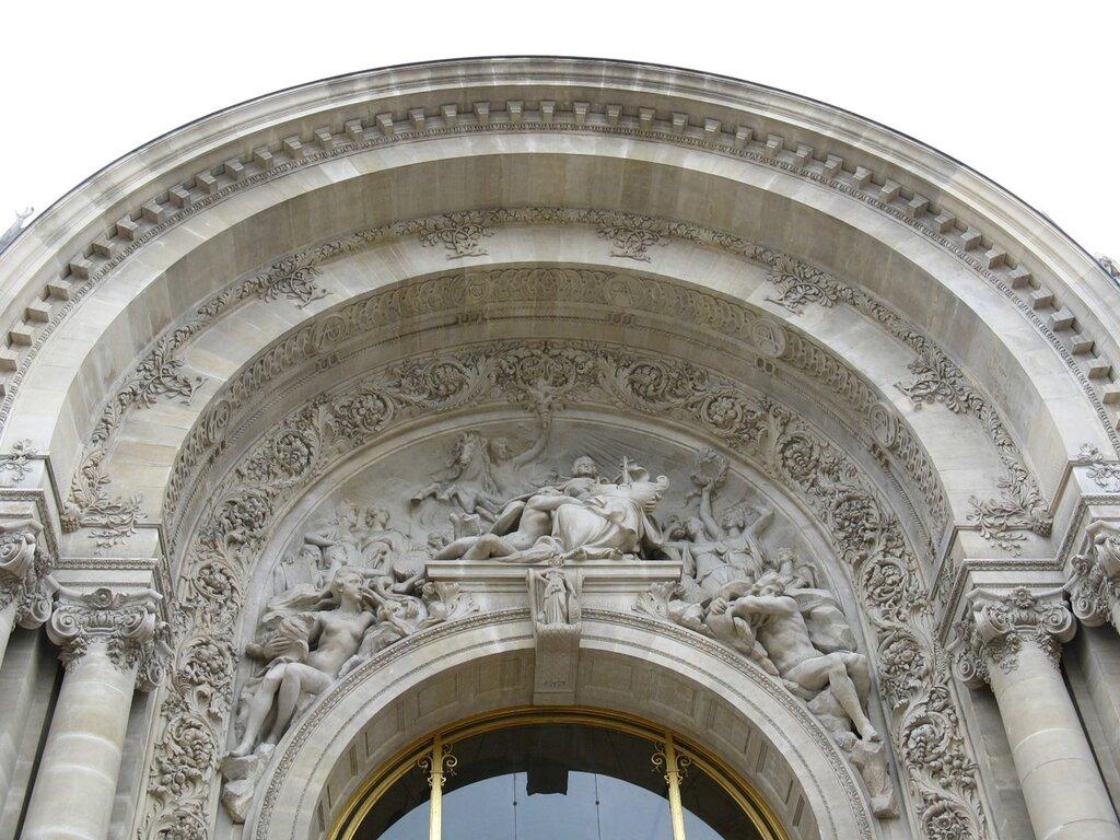 Малый дворец (Petit Palais), Париж