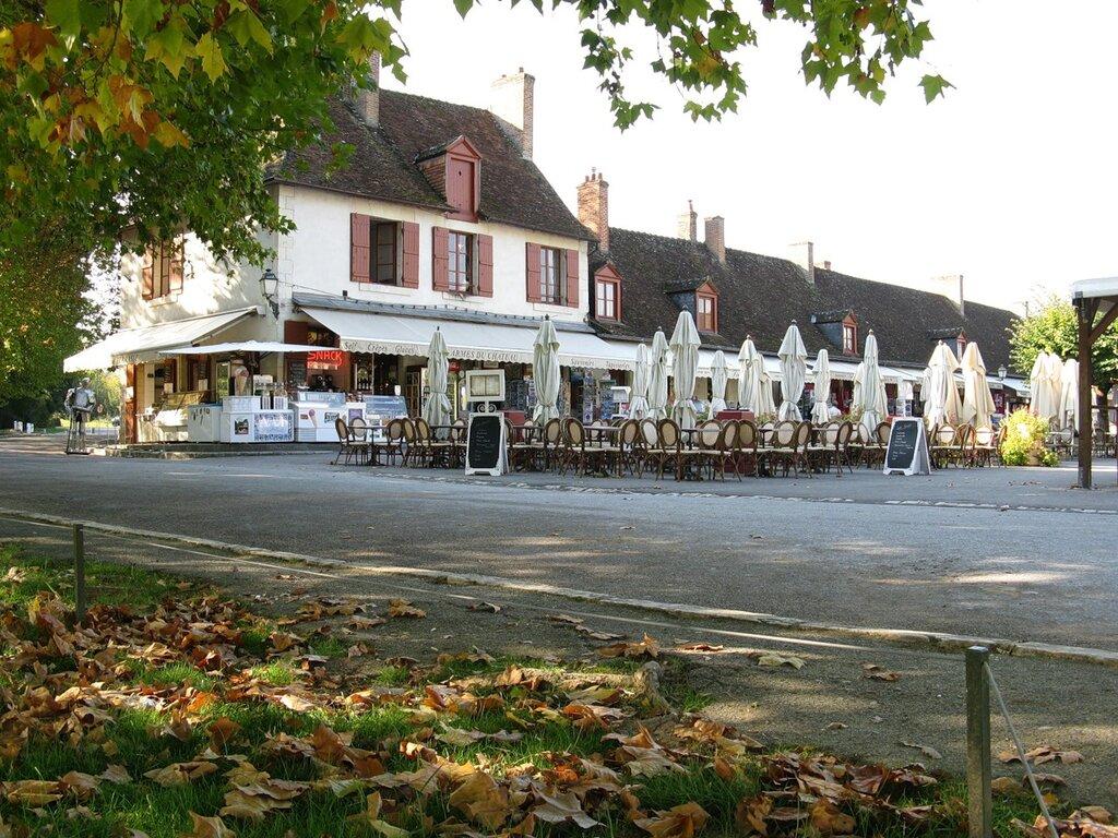 Шамбор (Chambord)