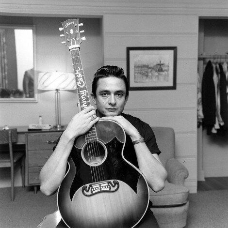 Johnny Cash 1958