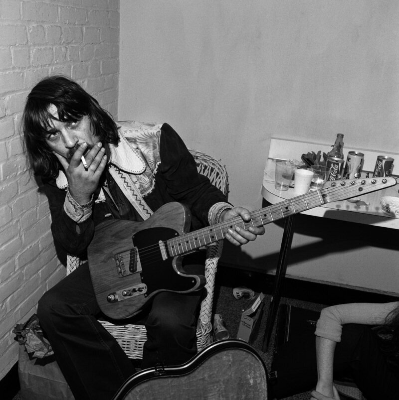 Waylon Jennings.Photographs by Henry Horenstein