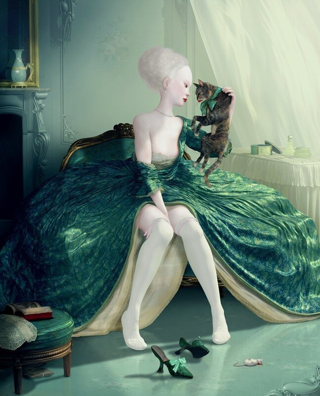 ray caesar french-kiss