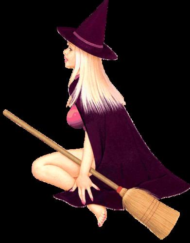 Ведьмочки и чертовки