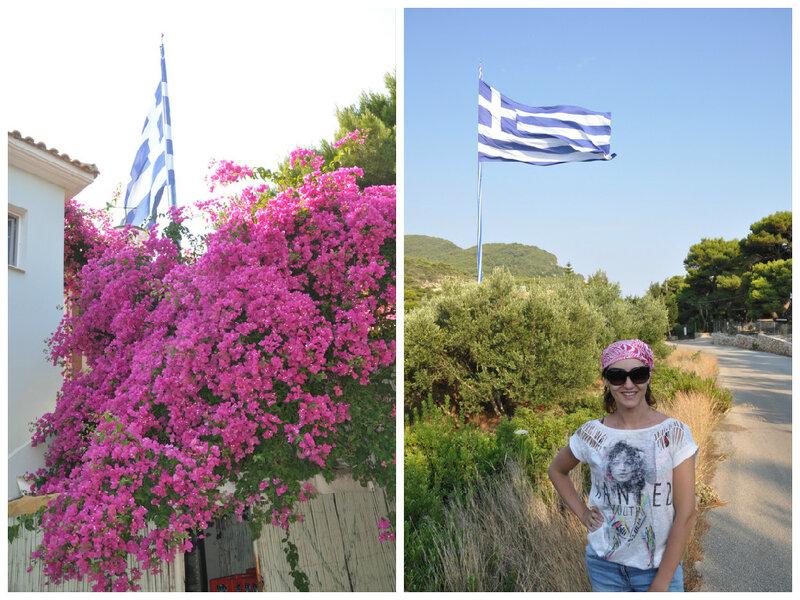 Часть 1. Закинтос - первая любовь с Грецией (и немного Афинского зоопарка)