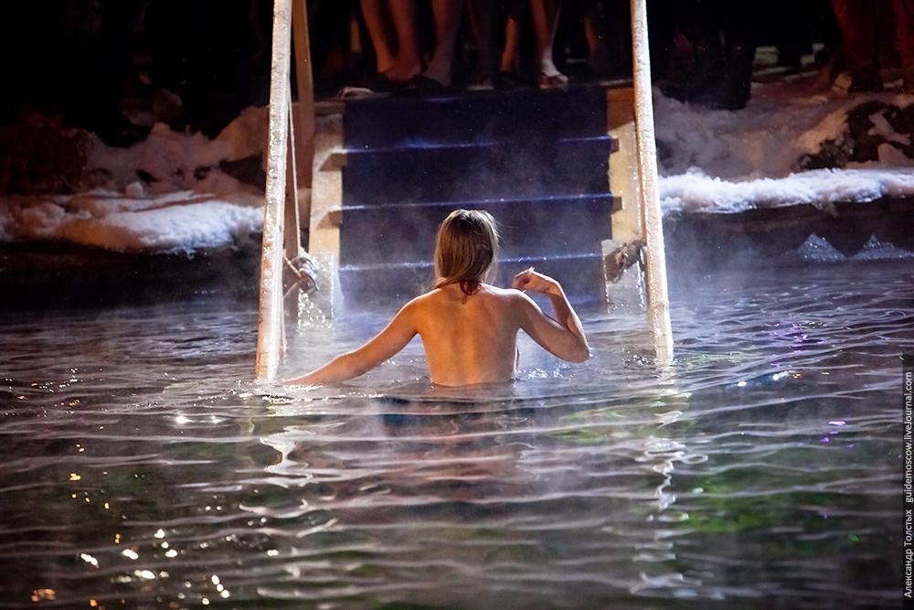 Крещение в Измайлово