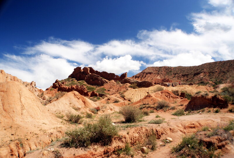 """Безумные цвета каньона """"Сказка"""""""