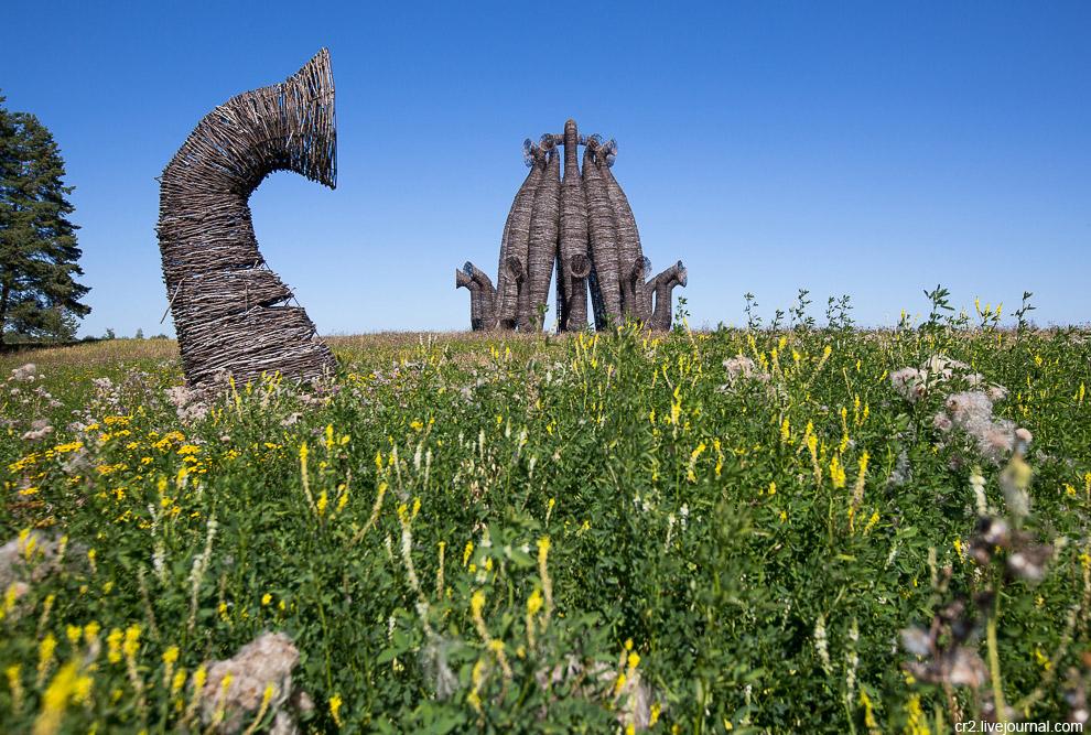 стране арт парк никола ленивец калужская область фото движущуюся картинку ангел