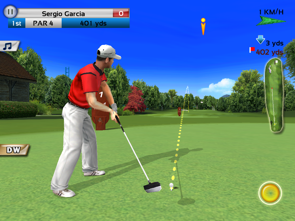 Real Golf 2011 [v1.0.9] [iOS 3.2] [ENG] [Игры для iPhone/iPad/iPod]