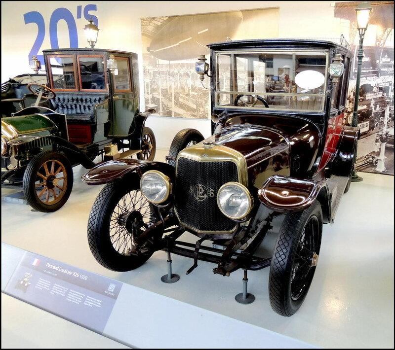 Autoworld 7995 Panhard Levassor X26 1920