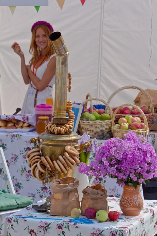 Фестиваль «Яблочный спас»