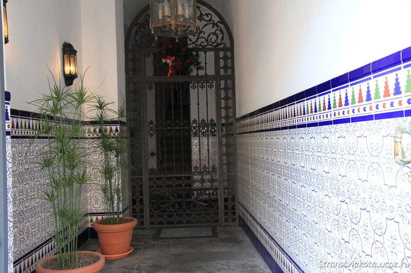 Ла Пальма, Санта Круз