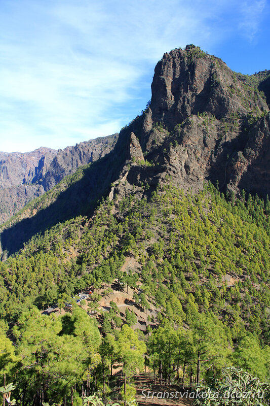 La Palma, Cumbrecita