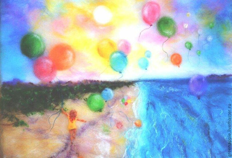 Разноцветные мечты