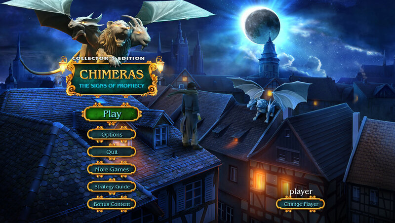 Chimeras: The Signs of Prophecy CE