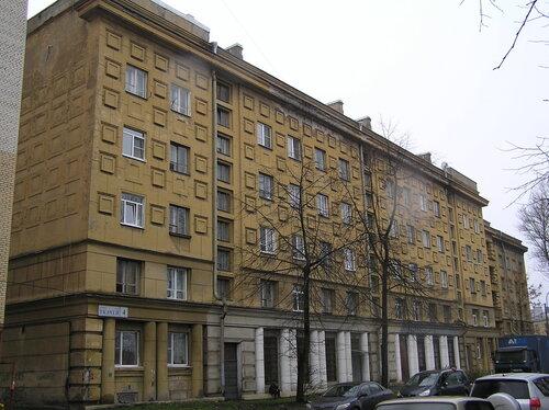 ул. Ткачей 4к1