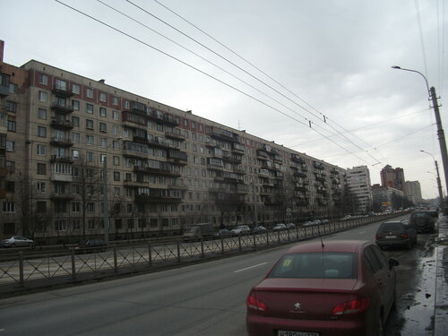 пр. Луначарского 70к1