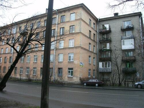 Новороссийская ул. 2к1