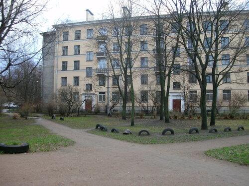 Новороссийская ул. 2к2