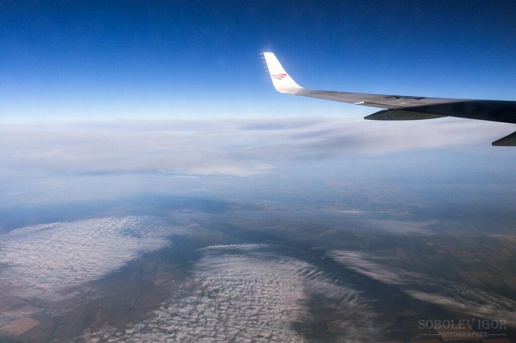 Перелет Краснодар-Москва