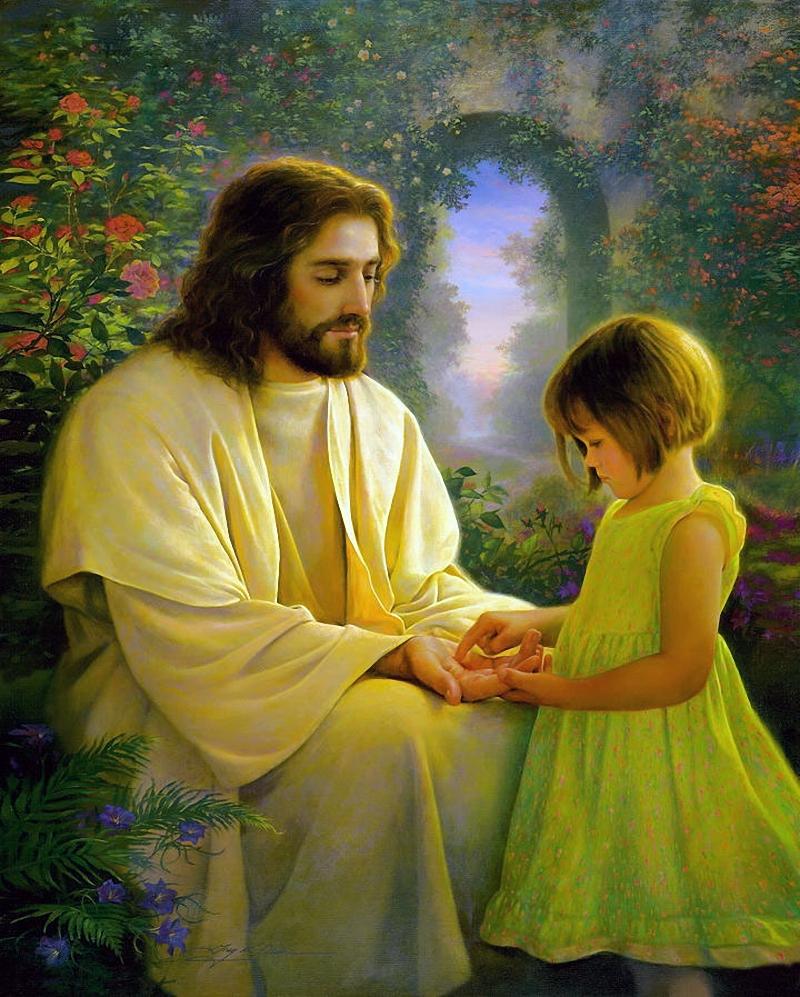 Фото красивой девочки христианки 15 фотография