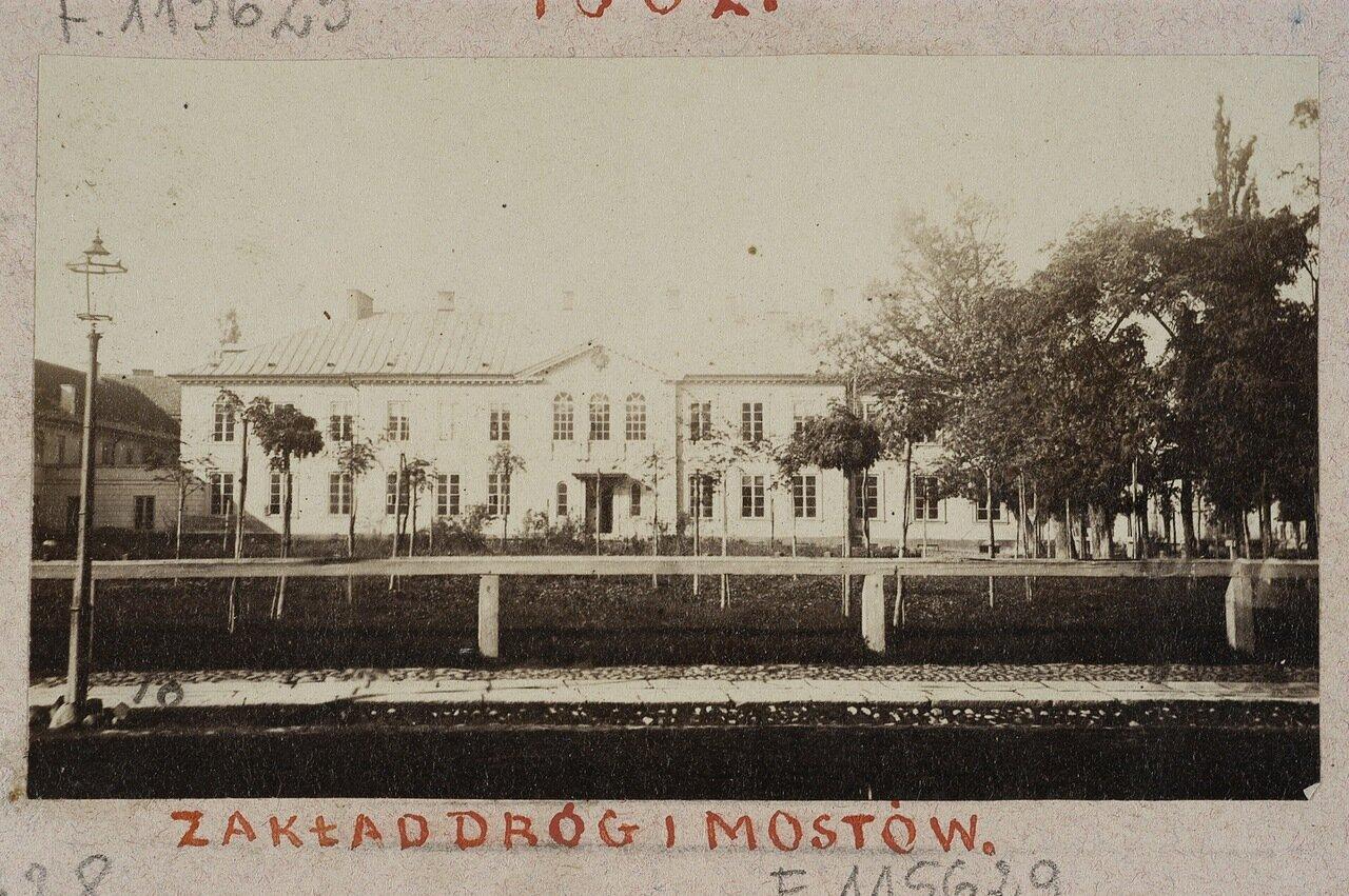 Департамент дорог и мостов. 1862