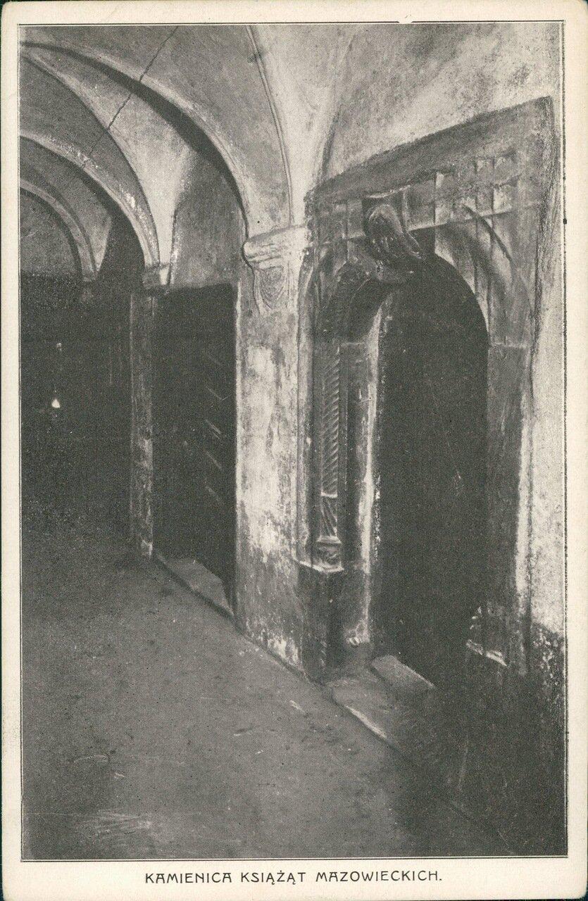Дом герцогов Мазовии. 1906