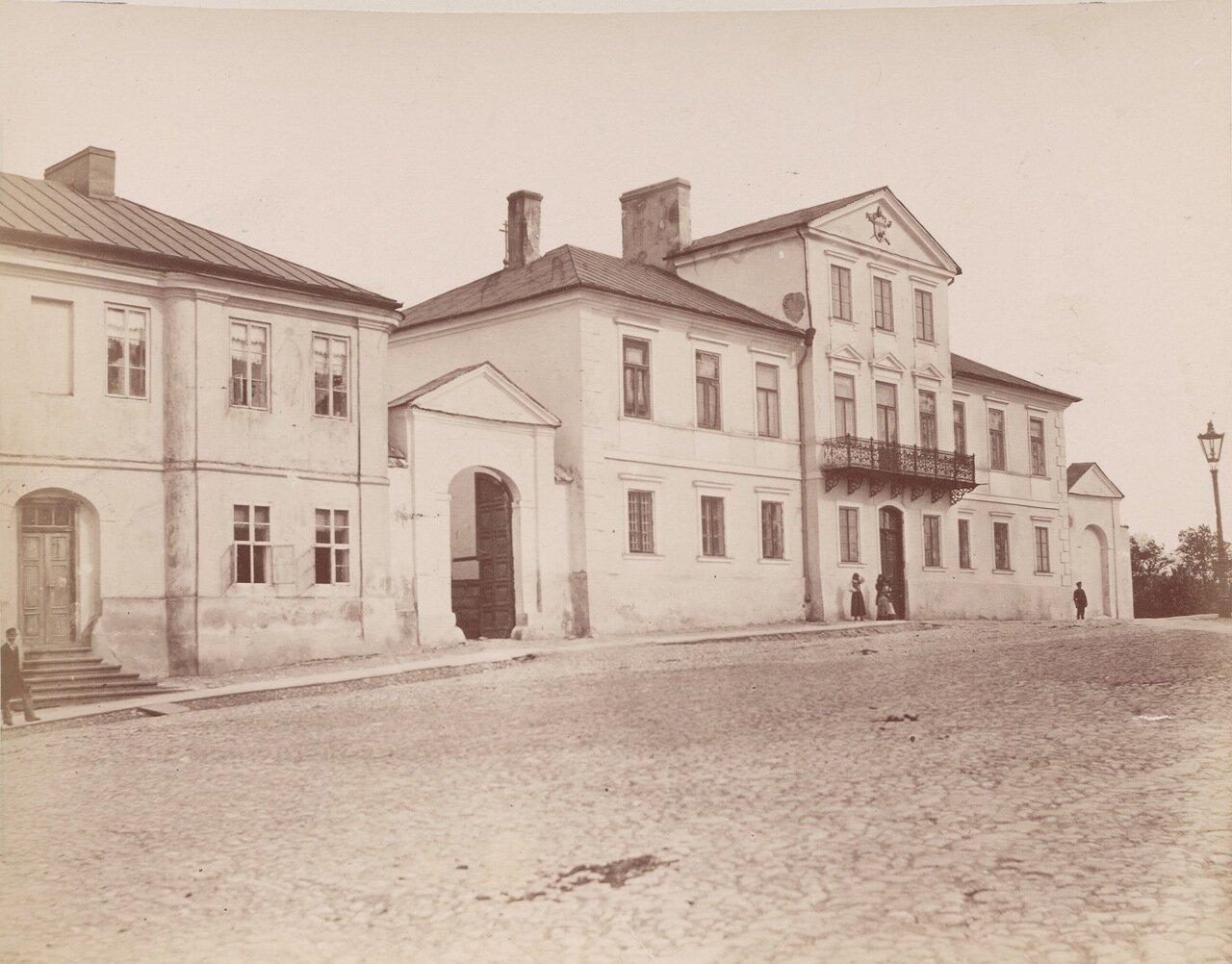 Здание Епархиальной курии и дом каноника в Кельце