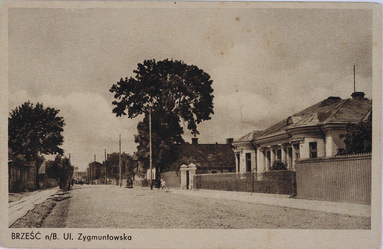 Сигизмундовская улица