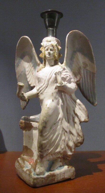 Богиня с кроталами