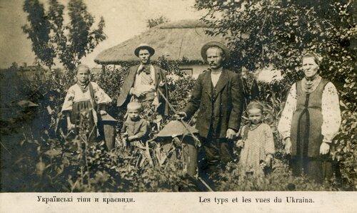 Страницы истории на открытках.