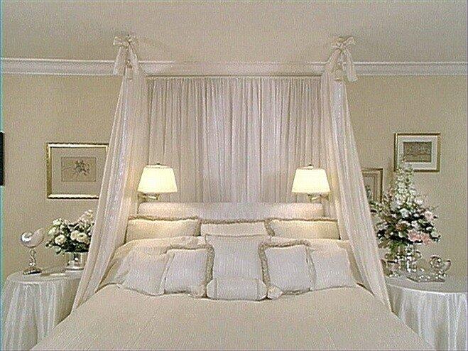 Спальня во французском стиле.