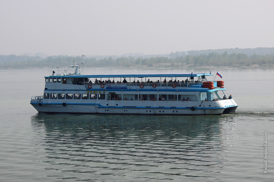 Прогулочный катамаран «Волга-2»