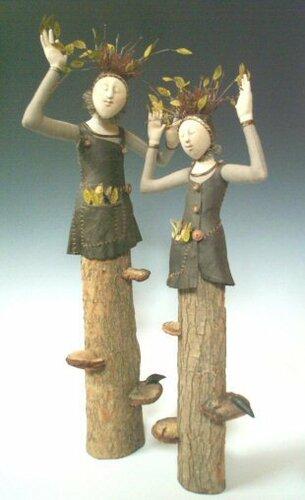 Куклы Akira and Larry Blount