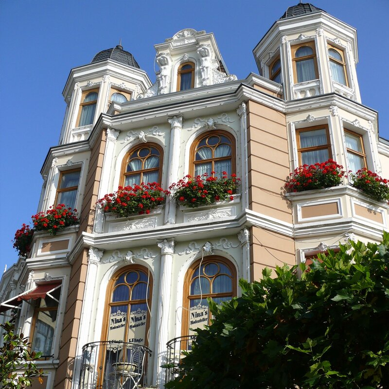 В старом Берлине - улица