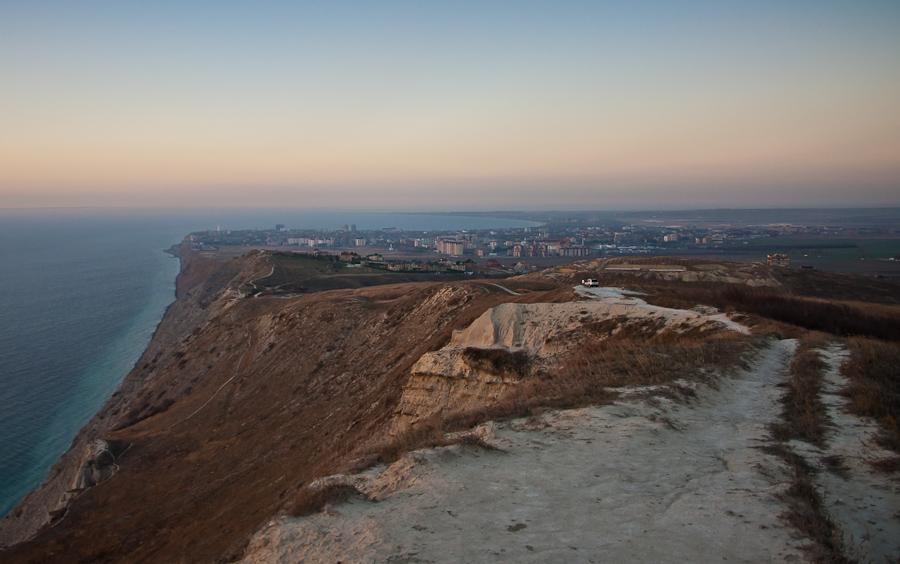 Велотрип Анапа 2010-11-14