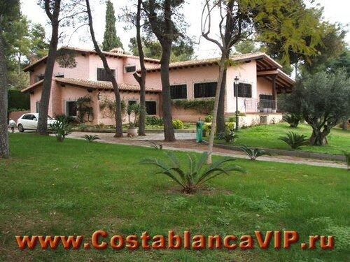 вилла в Chiva, costablancavip,недвижимость в Испании, вилла в Испании, коста бланка