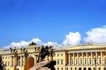 Санкт-Петербург. Парадный портрет.