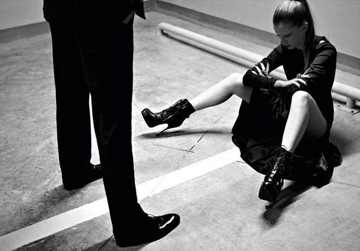 модель Natalia Onofrei / Наталья Онофрей, фотограф Koray Birand